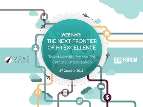 October 27 Webinar: The Next Frontier of HR Excellence