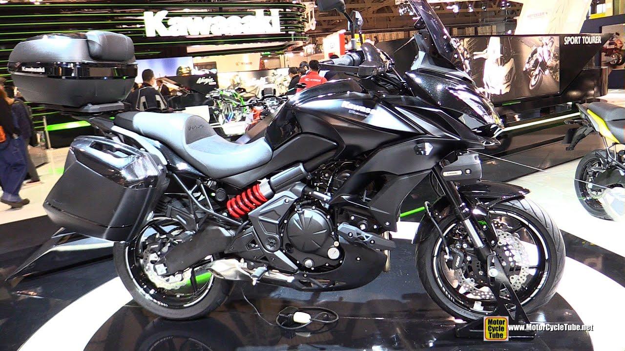 Kawasaki Wallpaper Hd 2015 Kawasaki Versys 650 Walkaround 2014 Eicma Milan