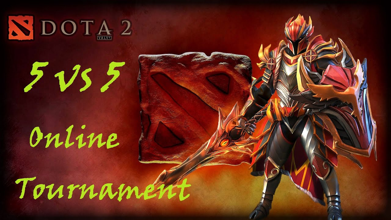 5 vs 5 dota 2 by arcana gaming station youtube