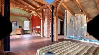 Spectaculaire Eco Maison / Chalet A Vendre Laurentides Quebec Canada