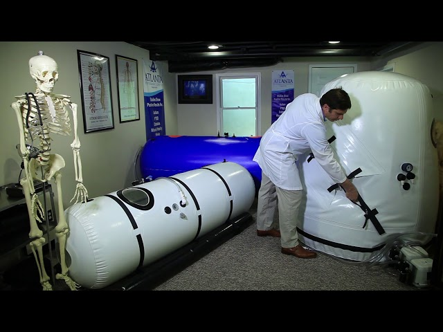 Hyperbaric Chamber Exiting Safety