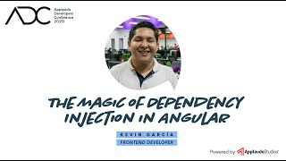 The magic of dependency inject…