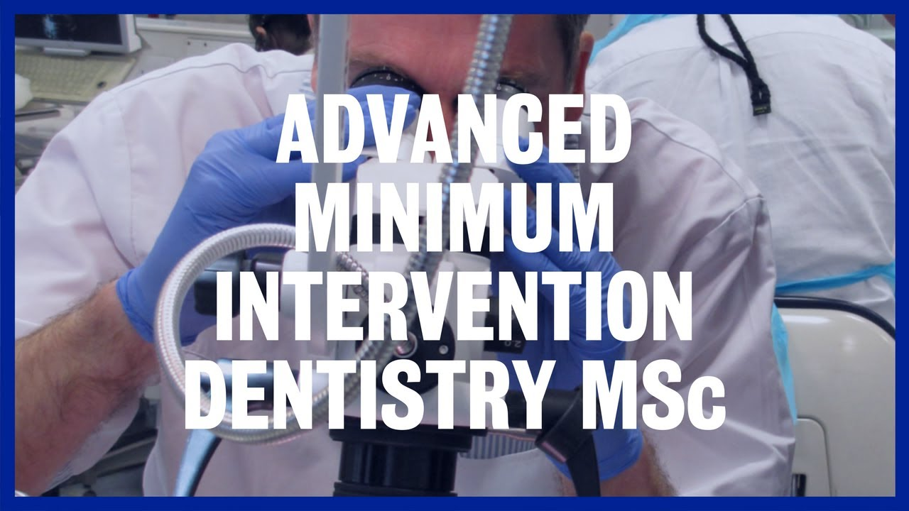 minimally invasive dentistry--concepts and techniques in cariology