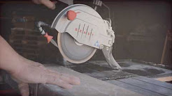 "Beast 7"" Wet Tile Saw - Sales Training Video"