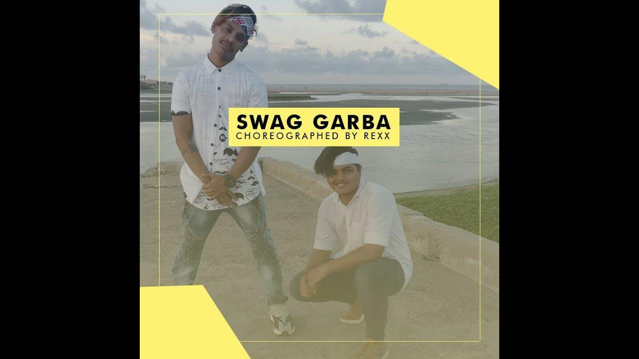 NAVRATRI SPECIAL GARBA SWAG| REXX & VINAY | SWAG MOVES DANCE STUDIO