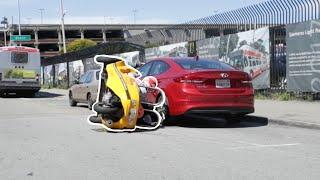 We Crashed The Car!