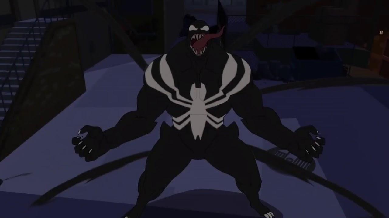 marvel's spider-man - spider-man vs venom part 1 ! - youtube
