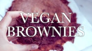Hclf Vegan Brownies - Hclf, Oil & Gluten Free Simple Recipe (without The Oil & Gluten Free Taste)