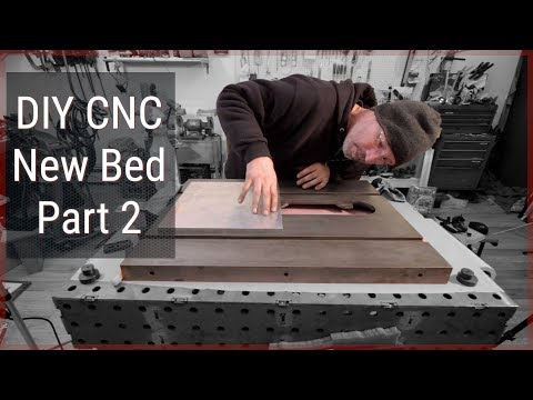 1950's table saw becomes DIY CNC Machine Build - Part 2