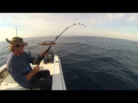 Best Cape Town Offshore Fishing Trip 2014