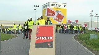 Amazon Germania in sciopero da oggi