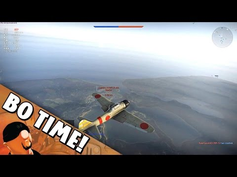 War Thunder - Pearl Harbor Event - A6M2