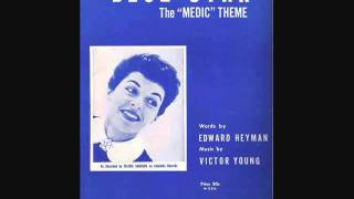 "Felicia Sanders - Blue Star (The ""Medic"" Theme) (1955)"