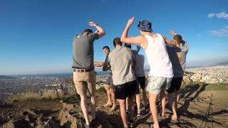 City trip to Barcelona (2015) (GoPro)