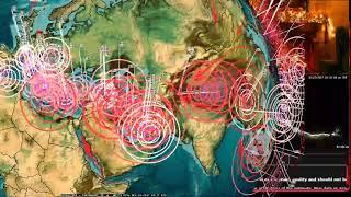 12/23/2017 -- North Pole Earthquake -- Tis the season for an earthquake plan -- Unrest spreading