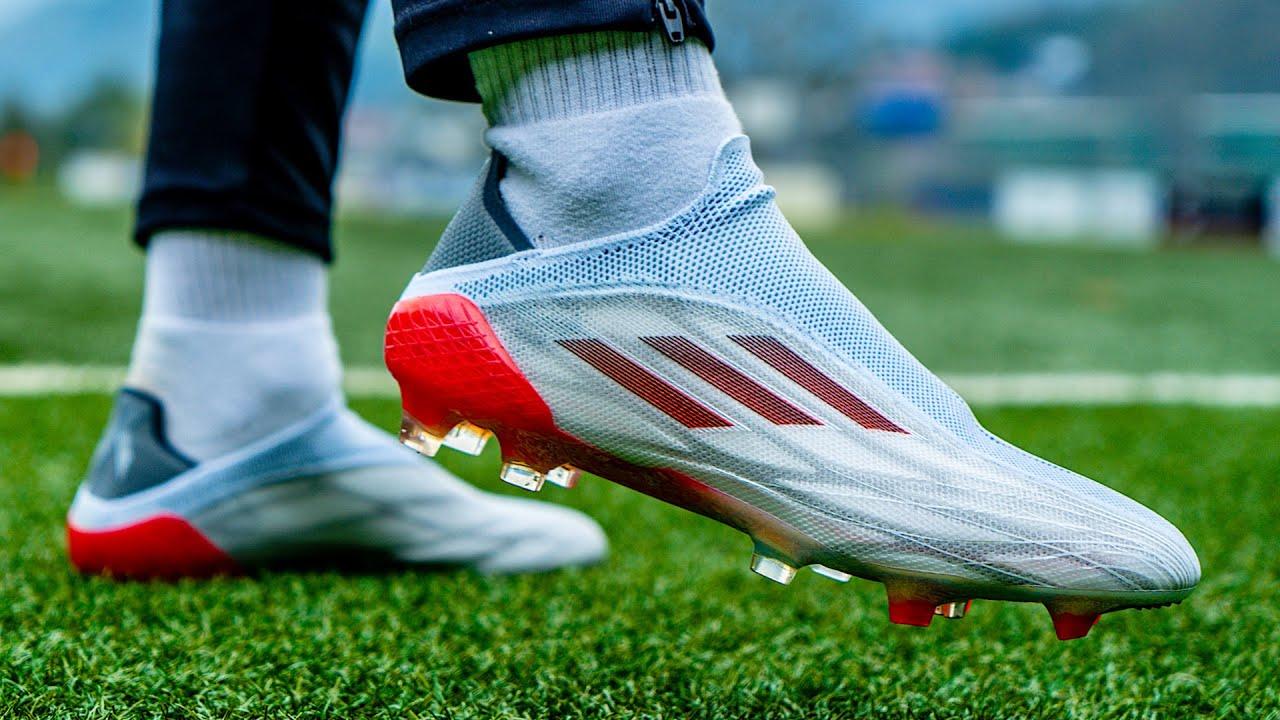 Download Mo Salah Schuhtest! Adidas X Speedflow Review