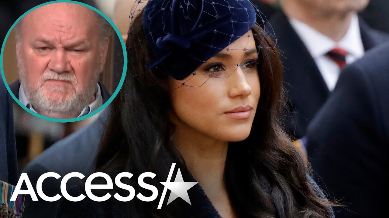 Meghan Markle's Father Thomas Claims 'Everything Will Come Out' In The Courtroom