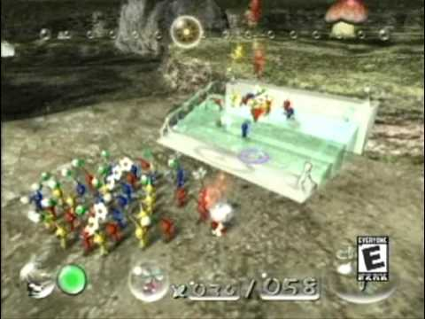 Pikmin Gamecube Trailer Youtube