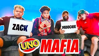 2HYPE Plays UNO Mafia *LOSER GETS SMACKED!*