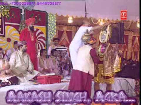 Lal langoto hath me soto - Lakhbir SIngh Lakha Live in Gandhi Nagar