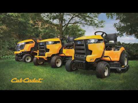 Get To Know Your Cub Cadet XT Enduro Series Lawn Tractor