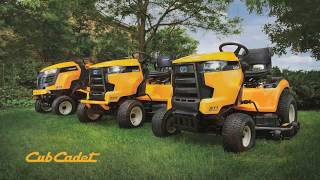 Cub Cadet - Get to Know Your Cub Cadet XT Enduro Series Lawn Tractor