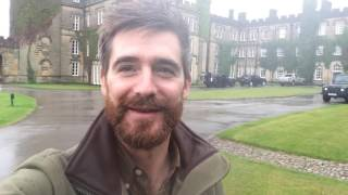 Jonathan M. McGee Video Blog 003 - A Wet Day at Swinton Park