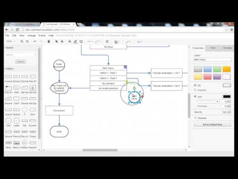 Call Flow Designer (Preview 2) - YouTube