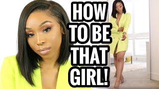 CHIT CHAT GRWM ⇢ HOW TO BUILD CONFIDENCE | Instant Self Love, Self Worth, and Self Esteem!