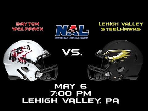 Dayton Wolfpack vs. Lehigh Valley Steelhawks
