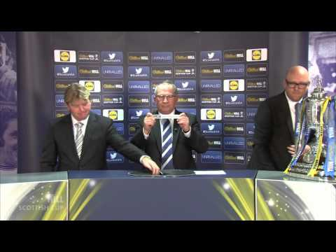 Fourth Round Draw | William Hill Scottish Cup 2015/16