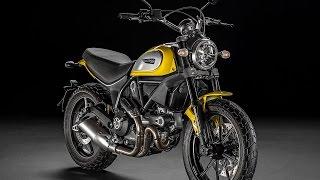 Мотоцикл Ducati Scrambler Icon