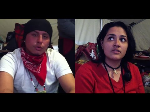 """Standing Rock Youth: """"It"""