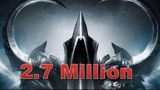 Diablo 3: Reaper of Souls - Week One Sales = 2.7 Million