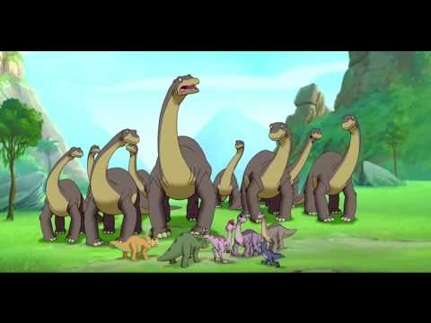 The Land Before Time A New Friendship Retold