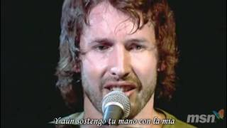 ADIOS MI AMADA, GOODBYE MY LOVER - JAMES BLUNT (sub-titulado) thumbnail