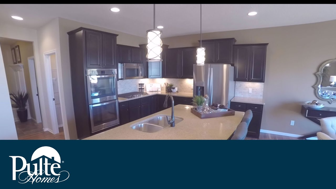 New Homes By Pulte Homes Bennett Floorplan YoutubeHomesHome - Pulte homes design center