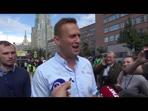 Ультиматум Алексея Навального: выборы Мосгордумы