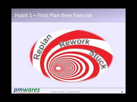 Free Webinar - 5 Habits of Excellent Project Managers