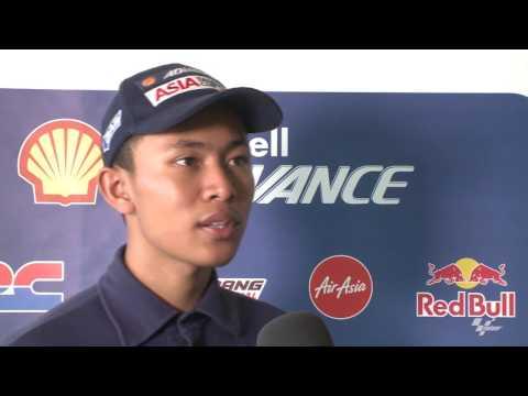 Idham Khairuddin (#13 - Malaysia) Interview - Race 1 China - SAATC 2016