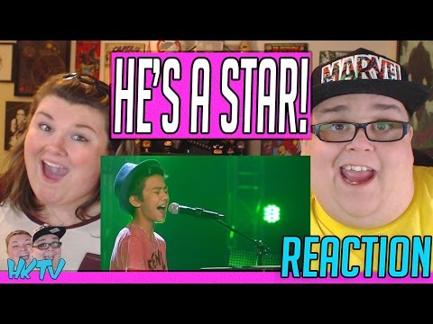 Alicia Keys - Fallin' (Lukas) | The Voice Kids 2016 | Blind Auditions REACTION!! 🔥