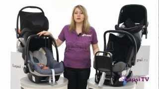 видео Автолюлька для новорожденных в машину: фото кресла, переноски