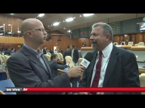 Cei da Saúde: Vereadores mudam requerimento e agora Marconi Perillo é convidado pela comissão