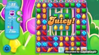 Candy Crush Soda Saga Level 523 (3 Stars)