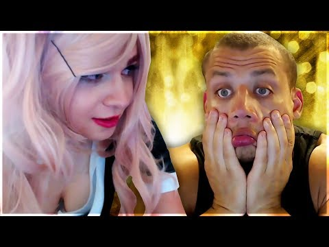 Here's the New Sneaky Cosplay... Tyler1 Reacts to Macaiyla's Microphone Fail! - Funny LoL Moments