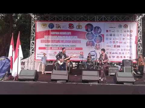 JAH ARMY REGGAE INDONESIA - INDONESIA PUSAKA ( COVER )