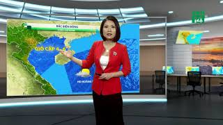 Thời tiết Tổng hợp 05/04/2020  VTC14