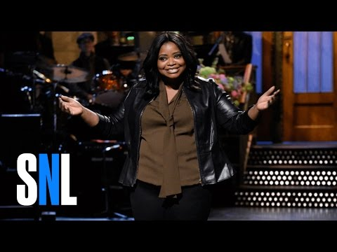 Octavia Spencer Monologue  SNL