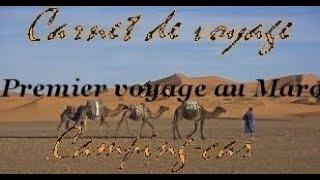Premier voyage au Maroc en Camping-car ? Pas de stress