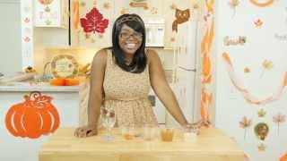 Cooking With Carlina: Thanksgiving Part 3- PumApple Cider